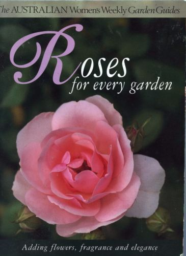 Roses-by-Women-039-s-Weekly-Gardening-Guides-FREE-AUS-POST-used-paperback