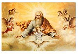 Imagens Católicas: Santissima Trindade