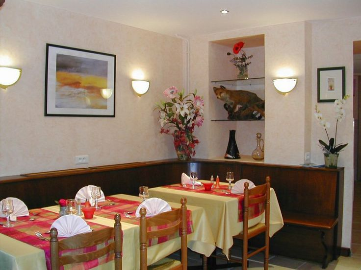 Restaurant Au Renard - Thann - #Alsace
