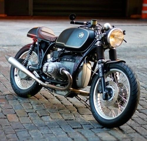 Custom BMW.