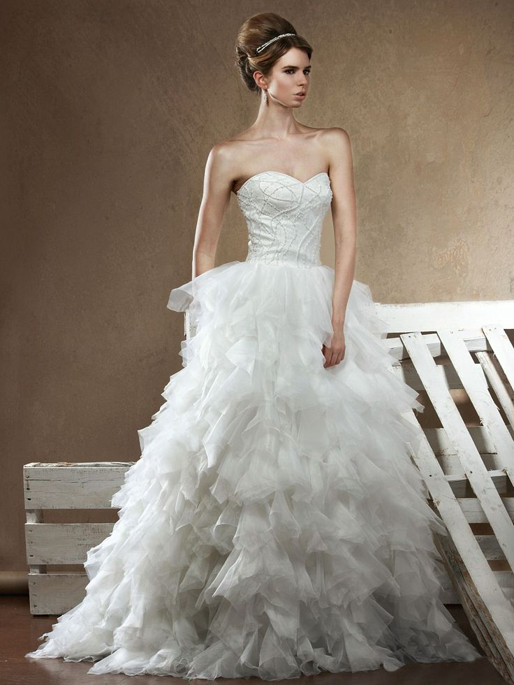 23 best Wedding Dresses at Sophia\'s Gowns images on Pinterest ...