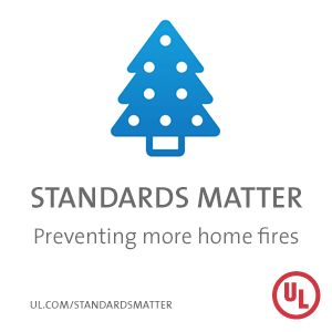 UL helps manufacturers create safer holidays.