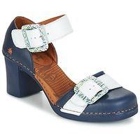 Topánky Ženy Sandále Art CANNES Modrá / Biela