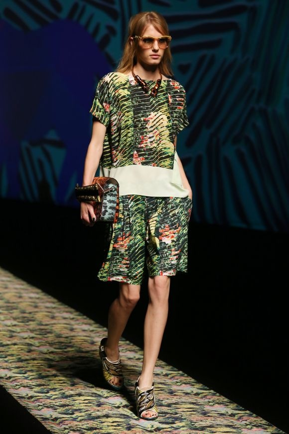 Kenzo Spring Summer 2013 Collection - Kenzo Collections