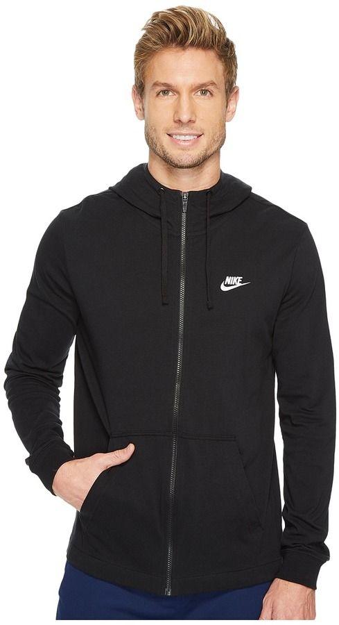 Nike Sportswear Full-Zip Hoodie Men's Sweatshirt