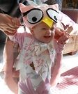 Animal costume ideas for babies - Little Owl Homemade Baby Costume