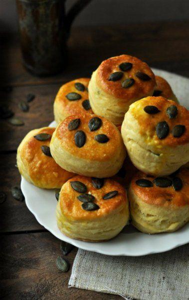 Hétvégi kedvencünk: krumplis pogácsa tökmaggal