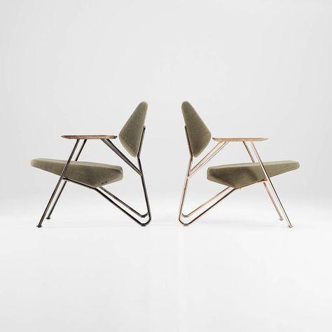 Der Prostoria Sessel Polygon Hat Ein Modernes Design Mit Ecken Und Ist  Besonders Bequem. #