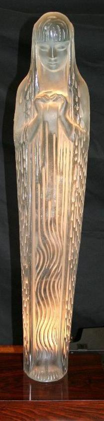 René Lalique. 1924 Source de la Fontaine 'Ariane'