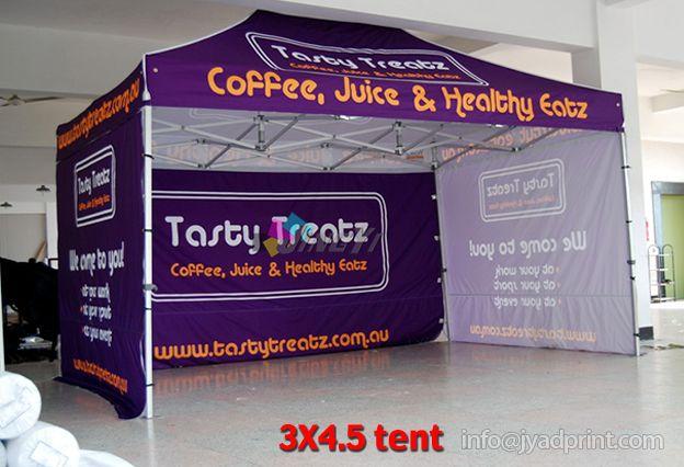 3X4.5 High Quality Waterproof Outdoor Trade Show Aluminum Canopy Gazebo Tent