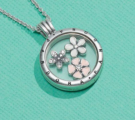 Collier locket Pandora