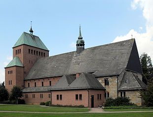 Wietmarschen, klooster en stift.