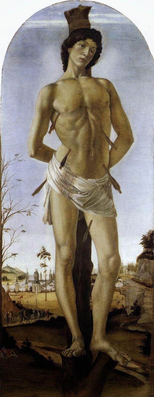 Άγιος Σεβαστιανός (1474)