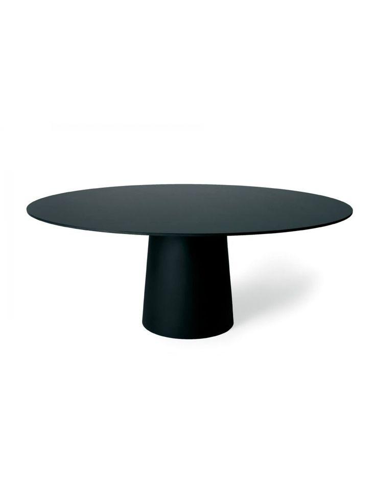 Moooi Container tafel Marcel Wanders zwart