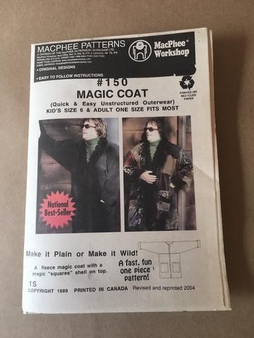 #150 MAGIC COAT