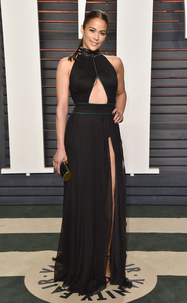 Paula Patton from Vanity Fair Oscars Party 2016: What the Stars Wore | E! Online