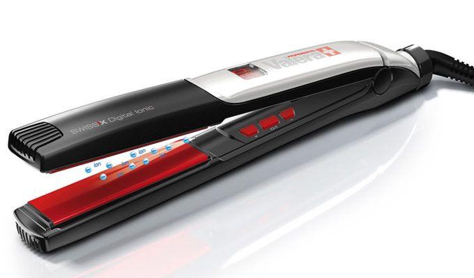 placa de indreptat parul Valera 100.01/I Swiss'X Digital Ionic