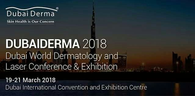 Οι επιστημονικοί συνεργάτες των Dna Centers παρακολουθούν αυτήν την στιγμή στο Ντουμπάι το Dubai World Dermatology & Laser Conference για να ενημερωθούν για όλες τις εξελίξεις στην Κοσμητική Δερματολογίας #DubaiDerma2018 #Dna #AestheticMedicine #DnaCenters #Dermatology #Laser #Congress #Dubai www.dnacenters.gr
