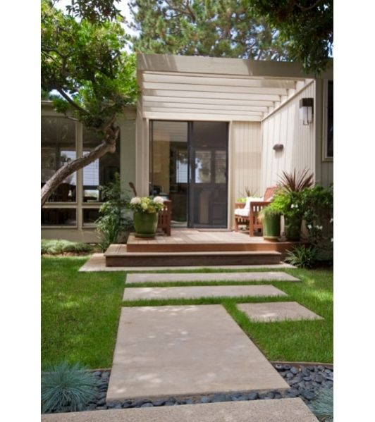 decorative walkway idea with images modern landscaping on inspiring trends front yard landscaping ideas minimal budget id=75438