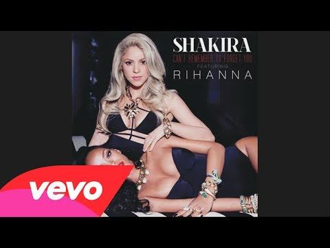 As you can imagine, it's really sexy, fun, and a banger that's just daring you to stop and body roll right where you are. | Shakira And Rihanna's New Single Will Banish Your Winter Blues