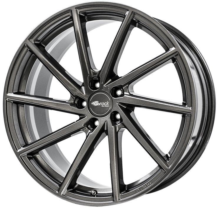 #Brock #B37 #New #2016 #Wheel #Wheels #Felge #Felgen #Tuning #Car #Alloywheel #Brockwheels