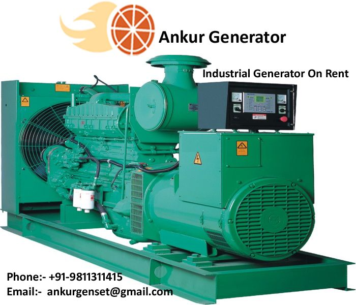 http://www.generatorhiring.co.in ankur generator... generator on hire in ghaziabad