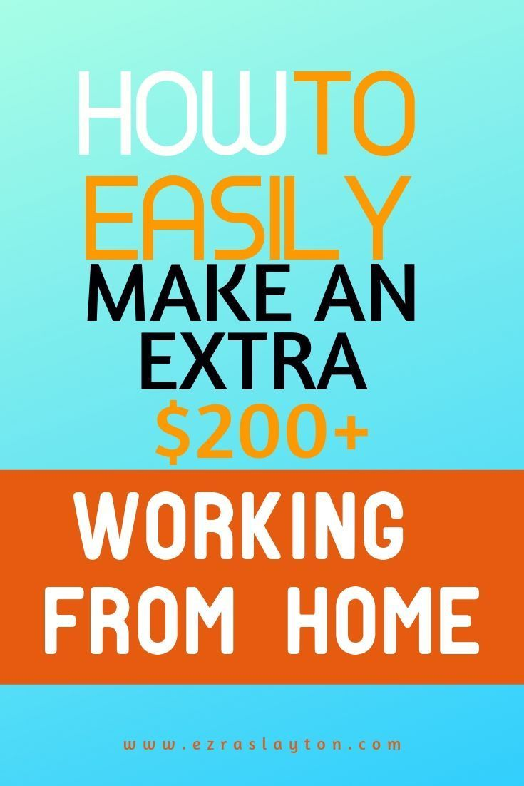 This Amazing List Shows You How To Easily Make An Extra 200 Now! – Ways To Make Money Online At Home | How To Make Money Online Extra Cash | How To Make Extra Money On The Side