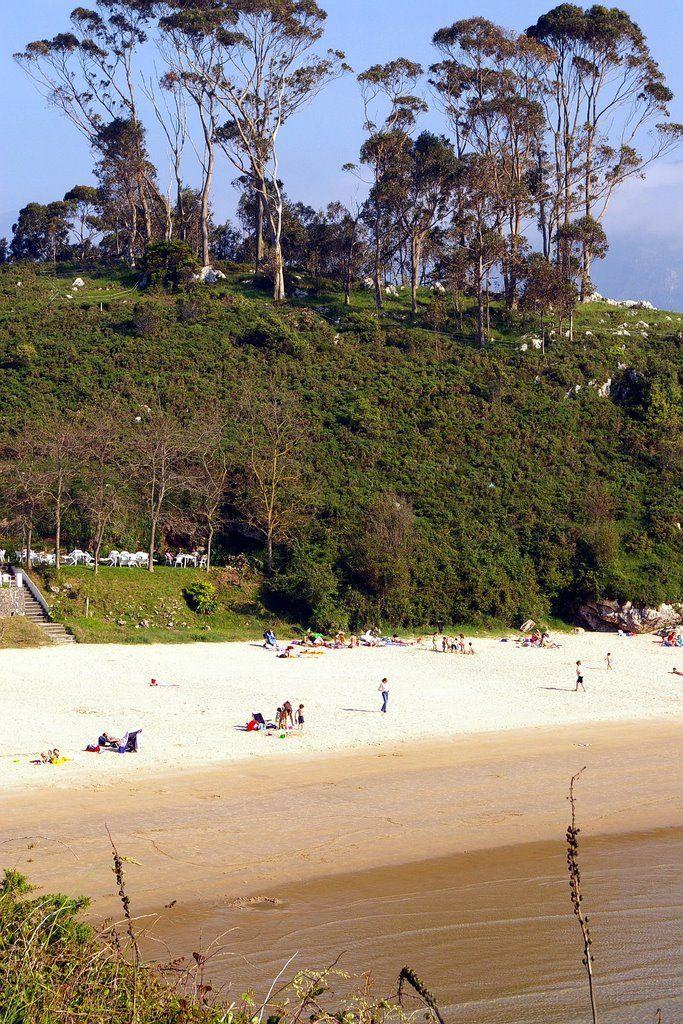 Playa de Poo, LLanes, Asturias  Spain