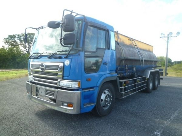 If you need help in delivering huge volumes of water or any fluids, used tanker trucks from Japan can help.