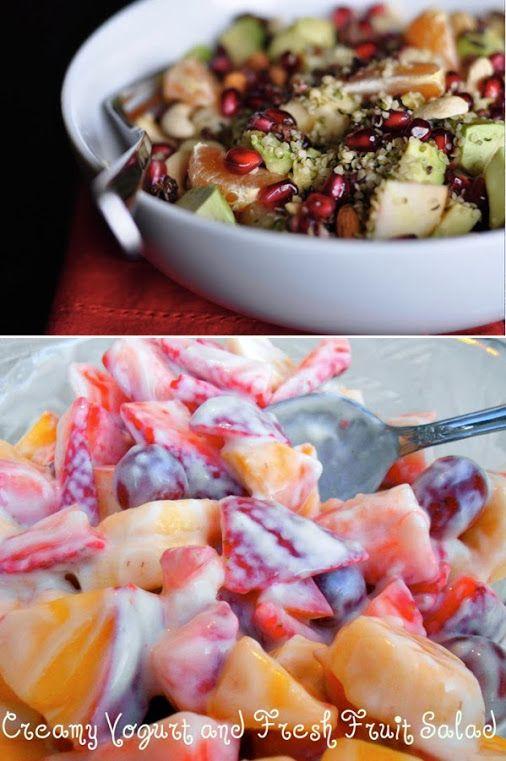 10 Healthy Holiday Food Alternatives