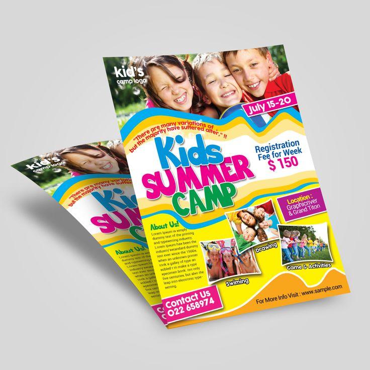 Best Baby Design Images On   Flyer Design Flyer