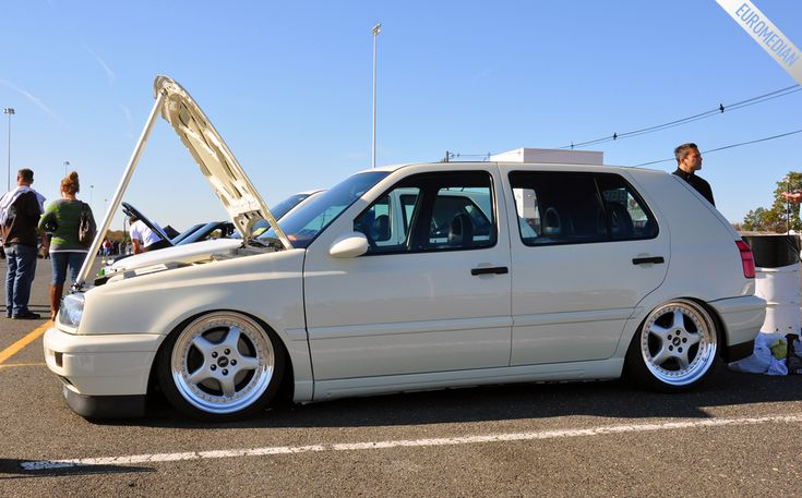 white-vw-golf-mk3-abt-rims