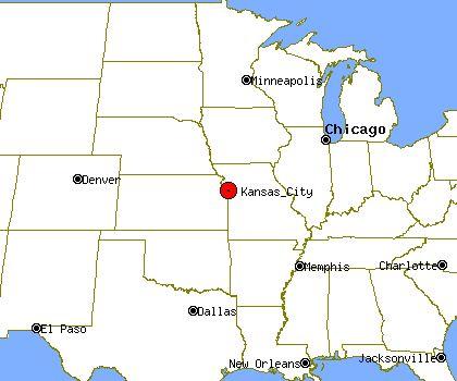 Kansas City Profile  Kansas City MO  Population Crime