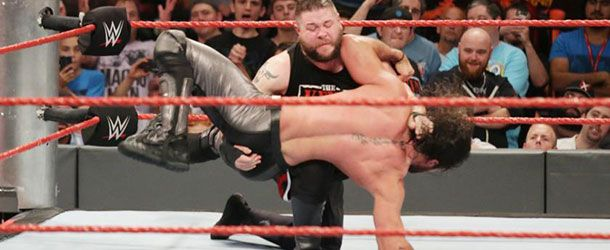 """F4WOnline claims that Seth Rollins was injured during his match against Kevin Owens for the WWE Universal Championship at Clash of Champions Sunday night during the top rope Gutbuster spot. Rollins was said to be """"definitely"""" hurt when returning backstage…"""