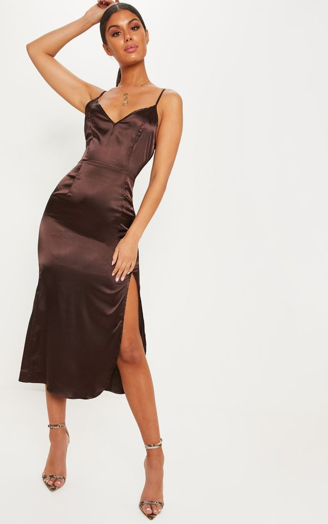 Cheap Chocolate Dresses