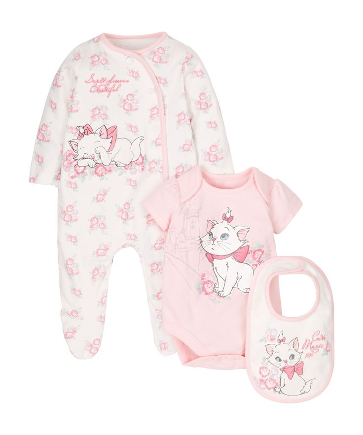 Disney Aristocats Marie Set - 3 Piece