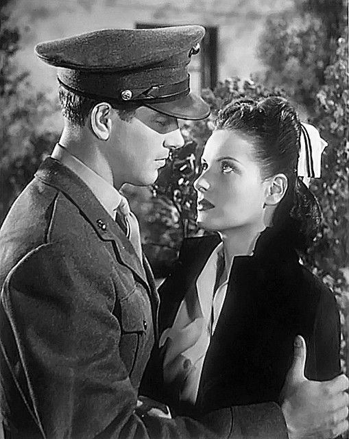 Maureen O'Hara and John Payne | Flickr - Photo Sharing! Maureen O'Hara was such a classic, talented actress....