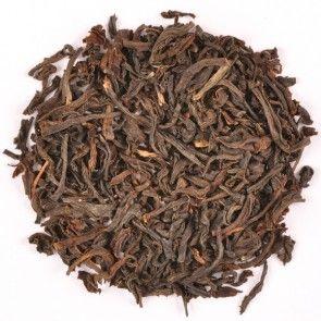 Ekologiskt svart te i en kraftig blandning