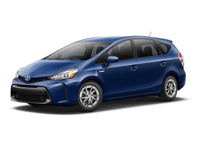 2017 Toyota Prius V Wagon Blue Ribbon Metallic Toyota Prius Toyota Prius Hybrid Toyota Dealership
