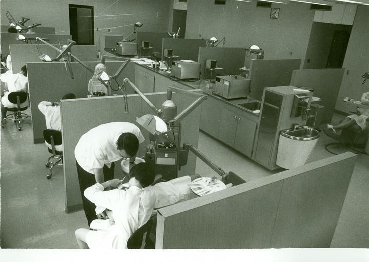 Dental hygiene dated early 1970s career training best