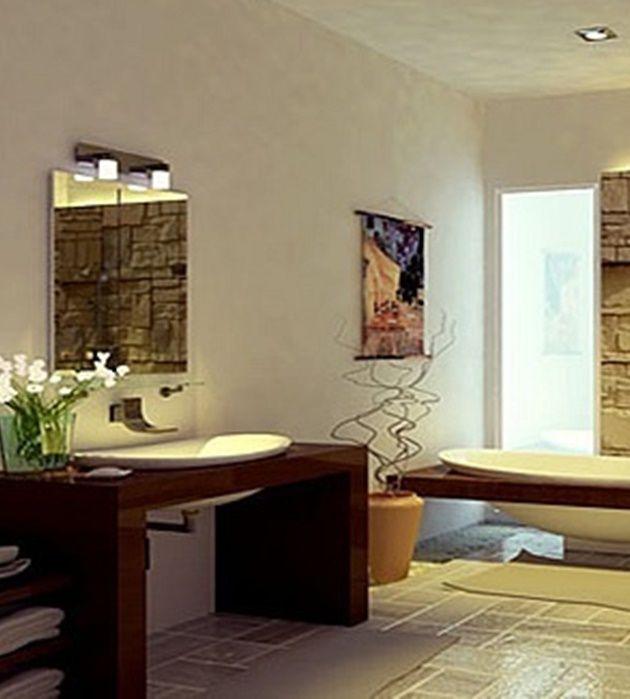 ¡No te pierdas estos tips para tener un baño al estilo #Feng shui!