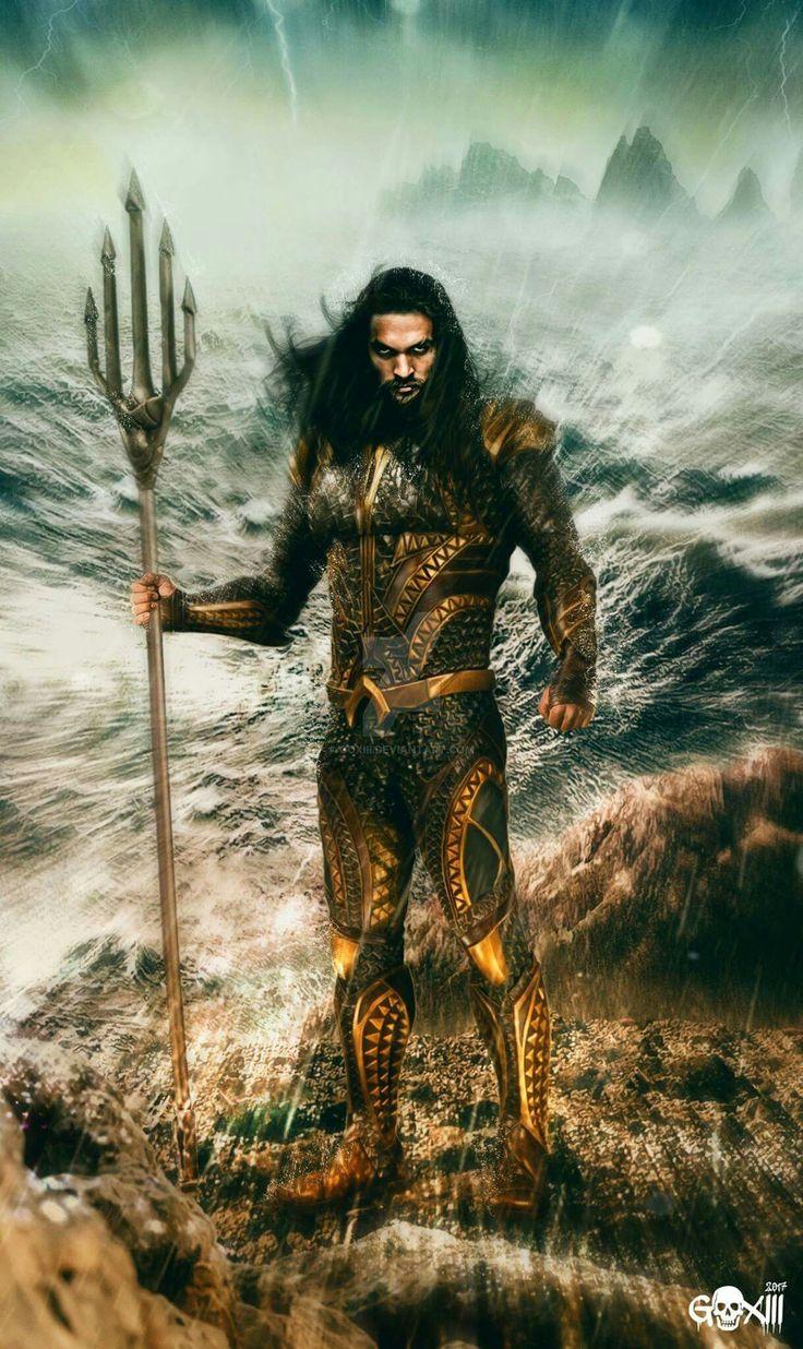 ✧ DC Comics : Pinterest @jpsunshine10041✧ Aquaman