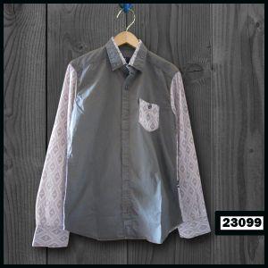 """Fashion Kemeja Pria Tribal Pattern Kode : 23099  HARGA :  149.900  Size :  LD=50cm P =70cm P.Lengan : 45 cm  Bahan : Linen  Seperti katun, namun memiliki serat yang lebih kuat, sangat cocok untuk casual wear .  ========================  yukk order dengan sms ke 0838 7171 2017 atau add bbm kami di 26c8cc65 """"DICARI RESELLER DAN DISTRIBUTOR DI INDONESIA"""""""
