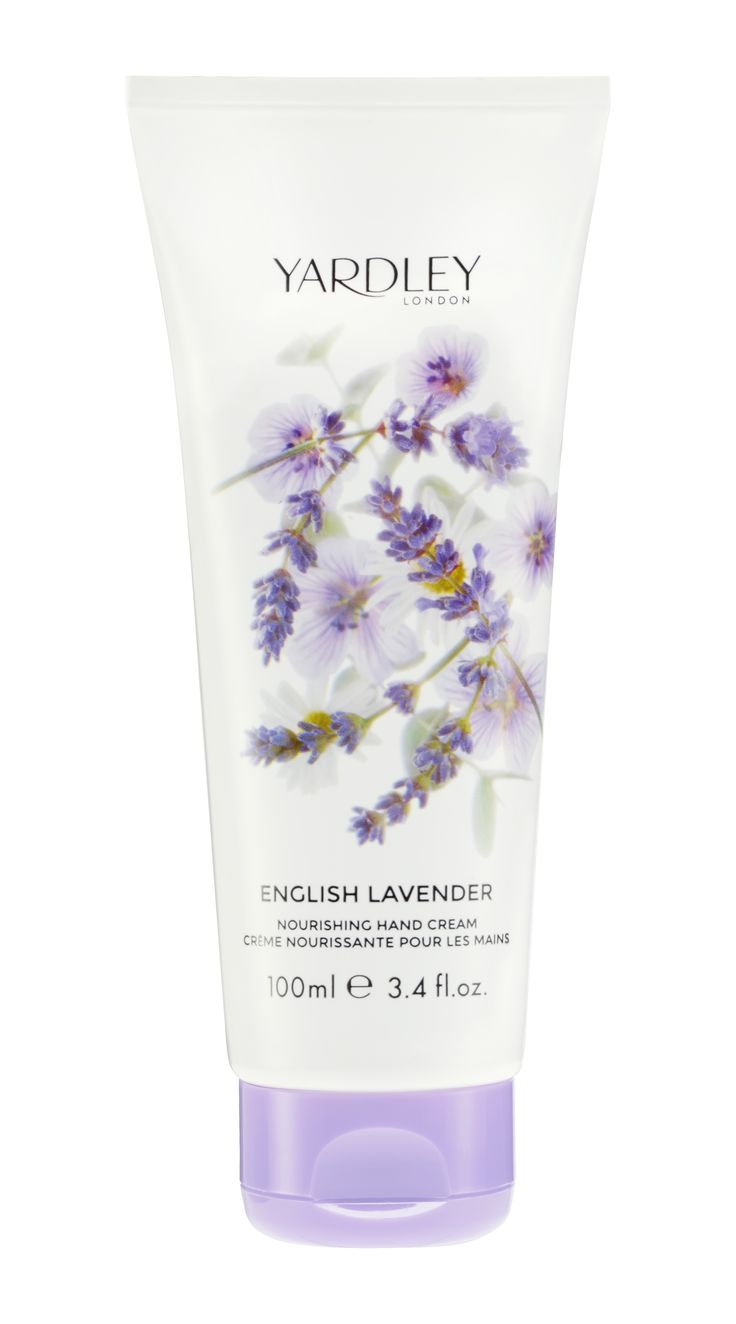Κρέμα χεριών English Lavender Yardley 100ml