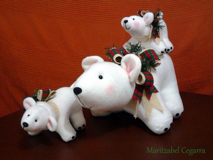 Familia Osos Polares