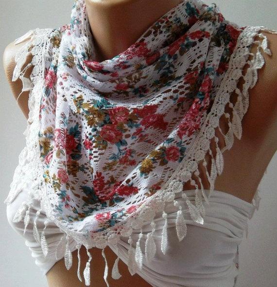 94 best Scarves images on Pinterest | Cowl scarf, Hand ...