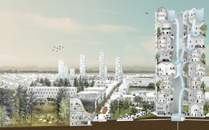 Nature-City by WORKac for MoMA