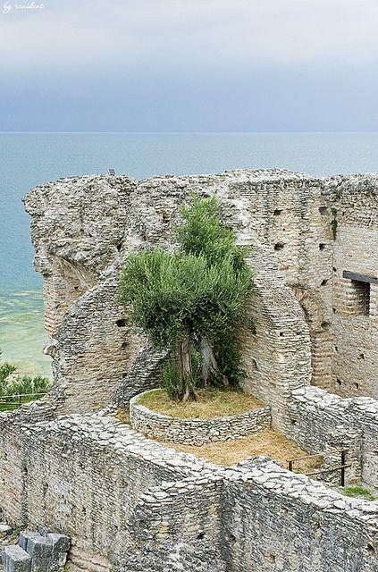 Grotto of Catullus (Grotte di Catullo) - Sirmione, Lombardy, Italy