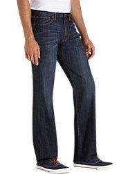 Lucky Brand 361 Jaxson Dark Blue Wash Classic Fit Jeans