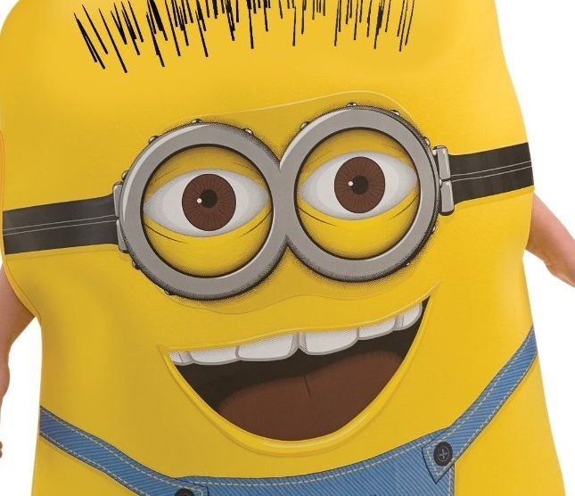 Minion Costume for Kids - Jorge. Minion Jorge is easily ...